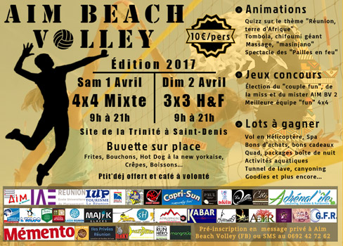 AIM Beach Volley