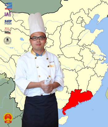 Le chef HUANG